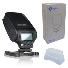 A7r sony en Línea-Mcoplus MCO-320S TTL Manul HSS Maestro (GN32) Speedlite de destello para Sony A7 A7 II A7S A7R A6000 A5000 NEX-7 NEX-6 NEX-5R NEX-5T NEX-3