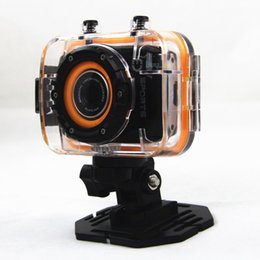 HD 1080P Waterproof Sports Action Camera Bike Motor Helmet Cam DV Touch Screen Free Shipping