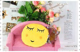 Monederos de las señoras libres en Línea-QQ expresión preciosa Monederos Monederos Nueva Emoji mini dibujo animado carpeta de las señoras de la manera linda pequeña cremallera totalizadores envío gratuito