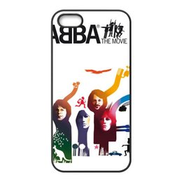 Wholesale New Fashion ABBA band Durable Cheap Phone Shell Cases For Iphone S S C Plus