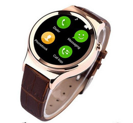 Wholesale Round screen smart watches T3 card phone Bluetooth watch information push IPS screen can trade
