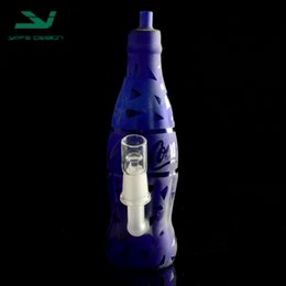 Oil Rigs Smoking Water Pipes 2016 New Arrive High Quality Glass Water Bottle Water pipes free shipping