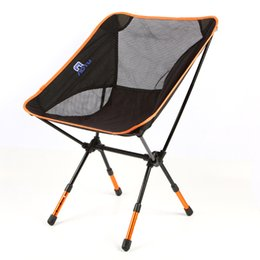 Wholesale New Ultra light Portable Folding Outdoor Camping Stool Chair Seat for Fishing Festival Picnic BBQ Beach with Bag H12106