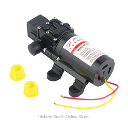 Wholesale 2015 New OPHIR RV Marine V DC W Demand Fresh Water Diaphragm Self Priming Pump Low Pressure