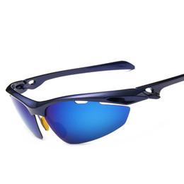 Wholesale-Polarized mutifunctional sport Sun Glasses Outdoor Polarized Sunglasses Summer Style 8515 Sporting Polarizing Glasses
