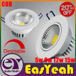Wholesale Limited OFF quot inch CREE W W W W COB LED Downlight Tiltable Fixture Recessed Ceiling Bedroom Down Lights Lamps CSA SAA UL CE