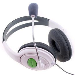 Professional Gaming Headphones Jeu casque écouteurs casque Xbox 360 pour PC portable Notebook F893 à partir de jeu casque professionnel fournisseurs
