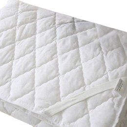 Wholesale Mattress Pads Sheet Protector Pad High Quality Ultra Waterproof Sheet Protector Ideal For Children And Adult washing