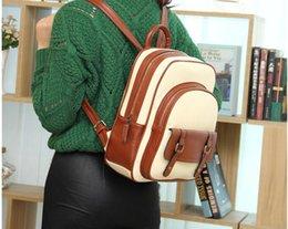 Wholesale FLYING BIRDS backpack women backpacks women school bags ladies travel bags girls school shoulder bag elegant style LS5833fb