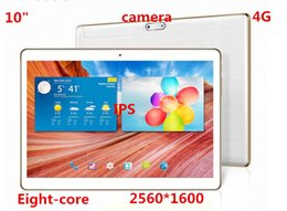 Wholesale 2016 The new quot eight core Tablet PC G phone call dual card HD camera Tablet PC IPS screen GPS navigation and Tablet PC
