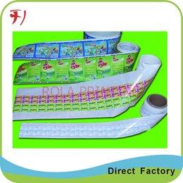Personnalisé Fabrication directe autocollant personnalisé étiquette de prix électronique avec haute qualité et prix bon marché à partir de etiquette électronique fabricateur
