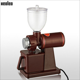 Wholesale Xeoleo Electric Coffee Grinder Taiwan FeiYing N Coffee Grinder professional electric coffee mill Half pound Grinder For Asia