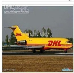 Wholesale RC Airplane DHL B747 cargo plane remote control airplane Price reduction deal Last