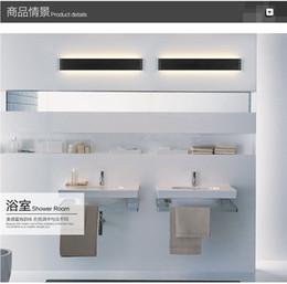 2016 new design Modern 90cm Long 30W Aluminum LED Wall Lamps for livingroom bathroom as Decoration Sconce Light 90-260V lamparas de pared