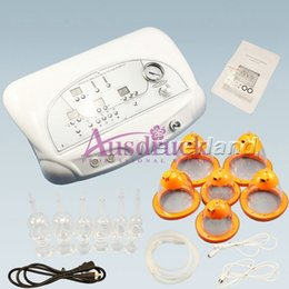 Wholesale High quality Skin rejuvenation face lift breast enhancer enlarger vacuum massager beauty equipment