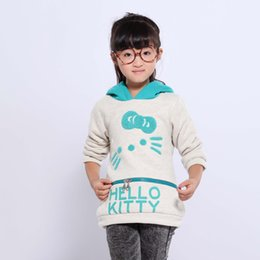 Wholesale-Retail 2015 autumn and winter children's clothing,girls cotton Long-sleeved hoodies sweatshirts,kids Cartoon Casual Sweater