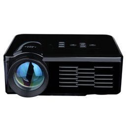Wholesale High Definition Home Theater Lumens HDMI Brand USB P LCD Mini FUll hD Video D LED Projector Proyector Projetor Beamer