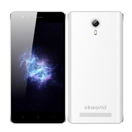 Wholesale VKWORLD F1 Android5 G Smart Phone Inch IPS Screen G RAM G ROM MTK6580 Quad Core Unlocked Phones