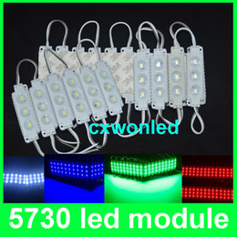 Wholesale Die casting Injection ABS Plastic SMD Led Modules Leds High Lumen Led Backlights String Channel Letters Signboard lighting Waterproof