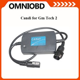 Wholesale 2016 Newly Candi Interface ForTech2 Module Auto Diagnostic Adapter Tech2 CANDI Interface Hottest Selling