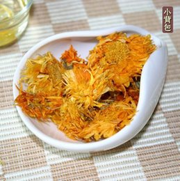 Wholesale Marigold flower tea pores acne repair scar beauty tea green food health care products