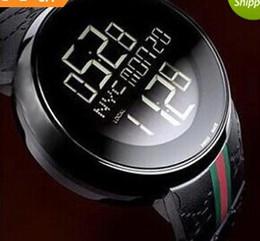 Wholesale 2014 hot good black Rubber belt new style date Stainless steel wristwatch Fashion Quartz men watch luxury sports Men s Watches