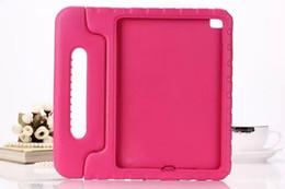 Wholesale Protective Cover Handle Stand For iPad Mini Non toxic Safe Foam Back Case For Mini Ipad EVA handbag for ipad Air ipad mini pc