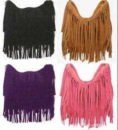 2015 New Fashion Shoulder Bag + Vintage Tassel Cross Women Messenger Bags Popular Women Handbag bag Free Shipping