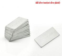 2017 aimant néodyme forte Aimants en néodyme Beijia Silver Tone Super Strong Rectangle 20x10mm(3/4quot;x3/8quot;) vendues par paquet de 10 aimant néodyme forte sortie