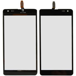 Wholesale New Hot Sales Black Touch Screen Glass CT2S Version For Microsoft Nokia Lumia