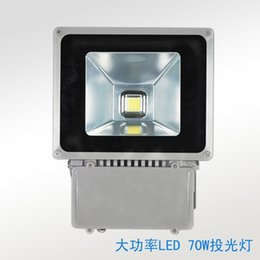 Wholesale LED spotlight w floodlight floodlights mining lamps outdoor advertising lights waterproof signs projection lamp