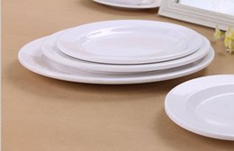 Wholesale Corelle Embossed Bella Faenza Piece Melamine Dinnerware Set Service for White for sales