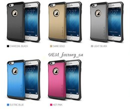 Wholesale Verus Thor in Small Waist Hybrid Back Cover Case Slim Armor Protector for iPhone Plus S S Samsung Note S5 S6