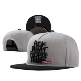 Wholesale-2016 new fashion snapback baseball cap flat-brimmed hat visor hat wild personality hip hop hats for men women