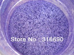 Wholesale Pearlescent pigment mica powder use for DIY nail polish Eye shadow Automotive paints solvent resistance