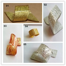 High Quality Gold Silver Acrylic Napkin Rings 5 Colors Napkin Rings buckle For Weddings Party Home Decoration 100pcs lot