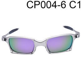 Wholesale-Original Aolly Juliet X Metal Riding Sunglasses Romeo Cycling Men Polarized Glasses Goggles Oculos Brand Designer CP004-6