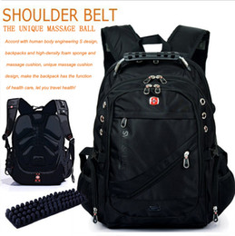 Wholesale 2017 Brand swisswin backpacks swiss gear laptop bag sports bags swiss army knife hiking outdoor travel backpack notebook computer backpack