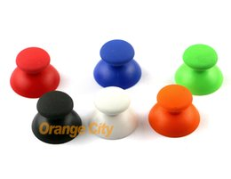 For PlayStation 3 Controller Replacement Thumbsticks Grips Cover 3D Analog Joystick Cap for PS3