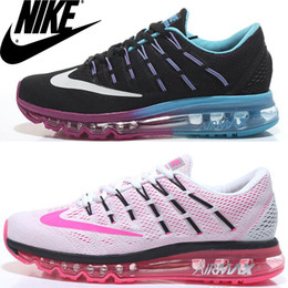 Nike Air Max 2016 Blue And Pink
