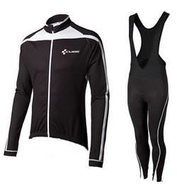 Descuento baberos ciclismo cubo 2015 CUBE bici Jersey Ciclismo Ropa / Jersey / chaqueta / de manga larga, pantalón de pechera, pantalones, ropa puerto S-3XL o tamaño mezclado /