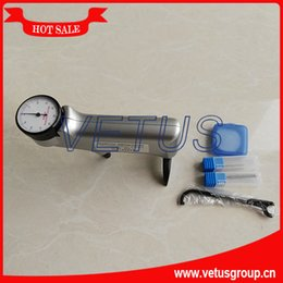 Wholesale Barcol portable aluminum hardness tester for soft plastics