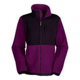 Wholesale New Women Outerwear Jacket Sport Fleece Coat Waterproof Apex Brand Windbreaker Pink White S XXL colors available