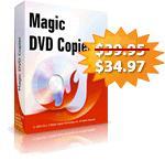 Wholesale Magic DVD Copier lastest version software key
