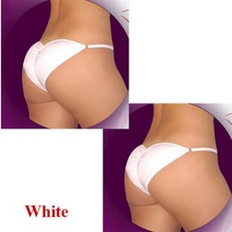 Wholesale w1021 sexy Lingerier Underwear Padded Pantys Beautify Buttocks up panty