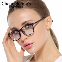 Wholesale-Anti-fatigue women glasses frame with quality and classical design female eyeglasses oculos for spectacle frame wzm
