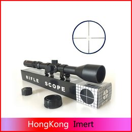 Wholesale 2016 Air rifle scope Telescope X28 Hunting Scope With free Mounts Lens Caps For recreational target shooting