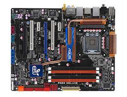 Wholesale original motherboard for ASUS P5Q3 Deluxe WiFi AP LGA DDR3 ATX GB P45 boards Desktop motherboards