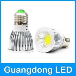 Super lumineux LED COB projecteur E27 E26 GU10 MR16 E14 5W 7W 9W Dimmable LED Ampoules Lumière Meilleure Lampe Chaud / Cool Blanc 85-265V Livraison gratuite à partir de mr16 blanc chaud torchis 5w fournisseurs