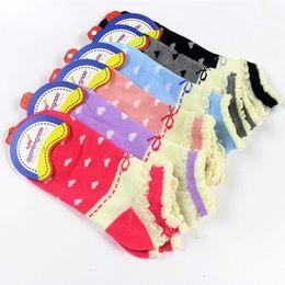Wholesale-Ms candy color joker ship socks autumn and winter season ladies socks free shipping